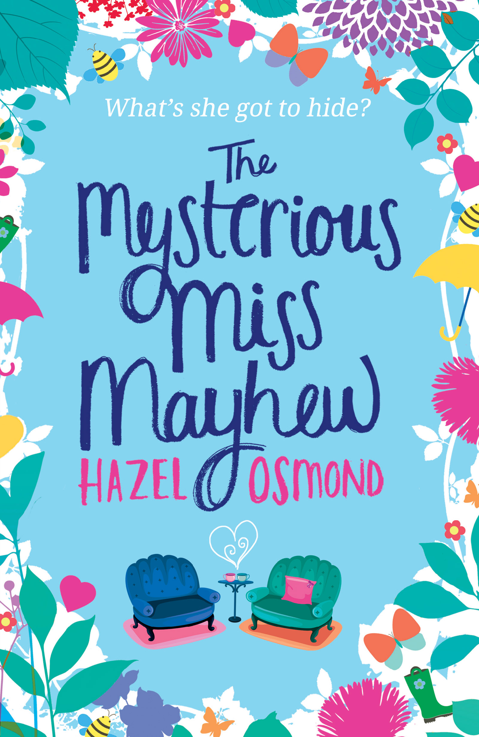 Hazel Osmond cover