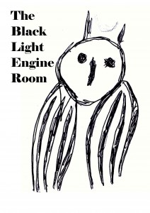 Black Light Engine Room
