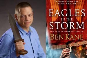 Ben Kane Eagles in the Storm