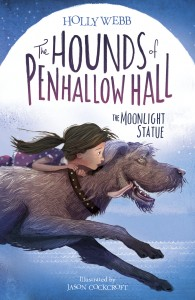 Schools Holly Webb - The Hounds of Penhallow Hall - Front Cover